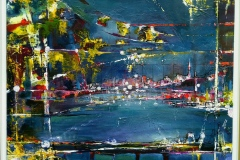« Attaque »  Lysiane Humbert