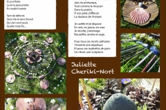 « Sépulture »  de Juliette Cheriki-Nort